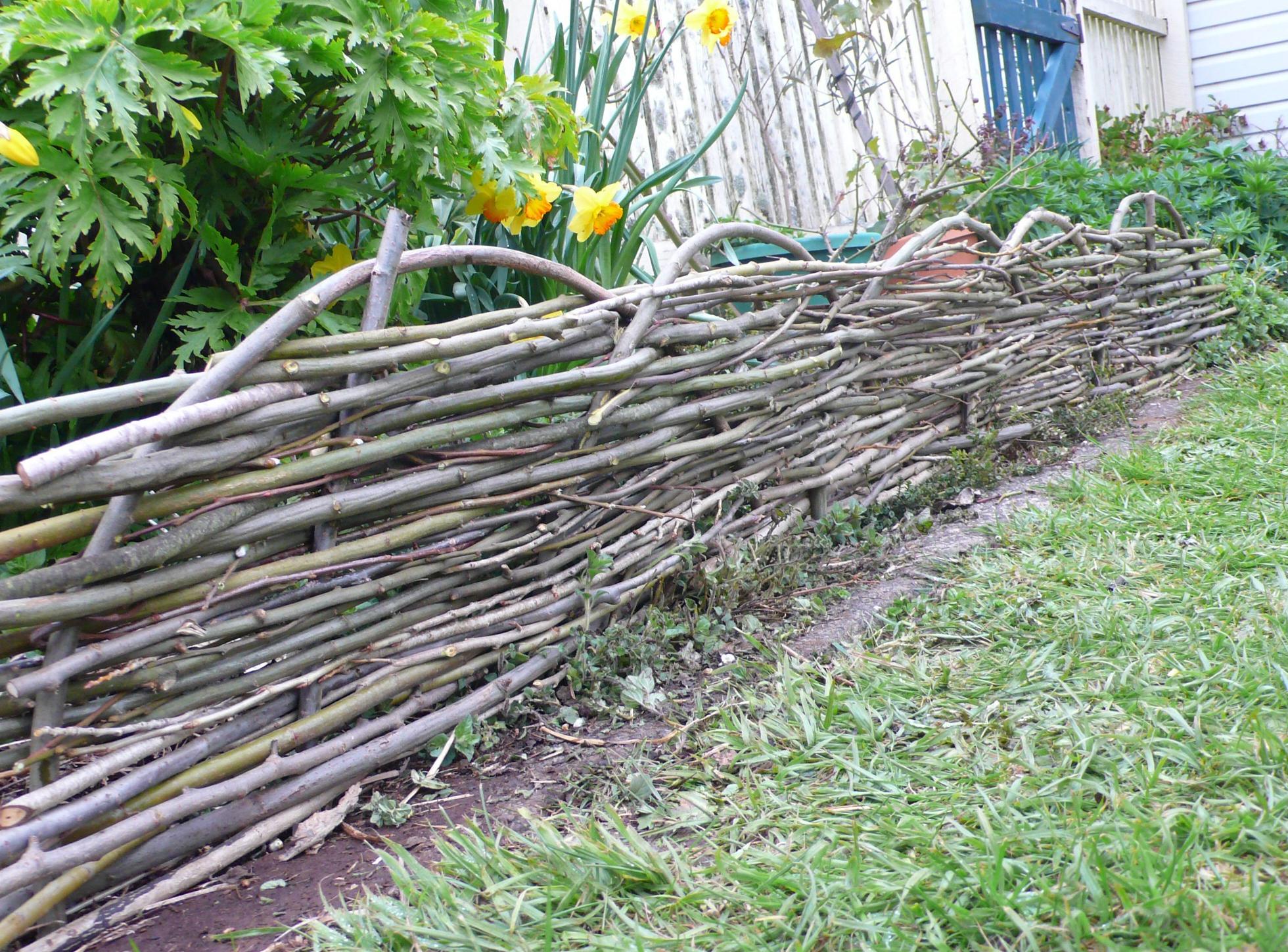 9 Garden Fence