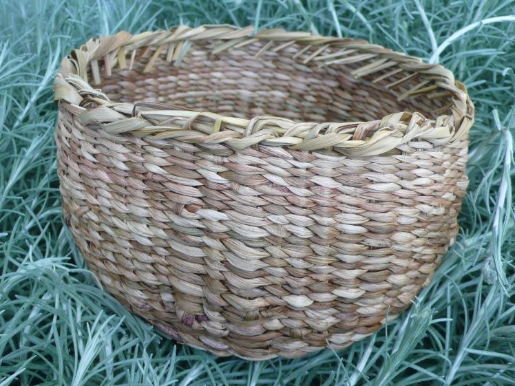 twined-basket