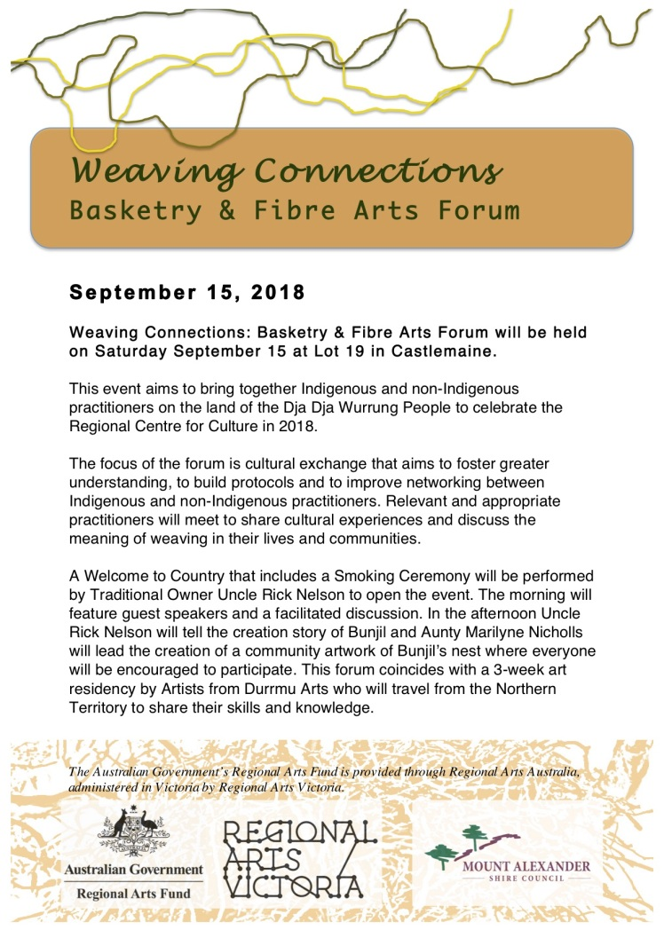 Weaving Connections Project Overview 1