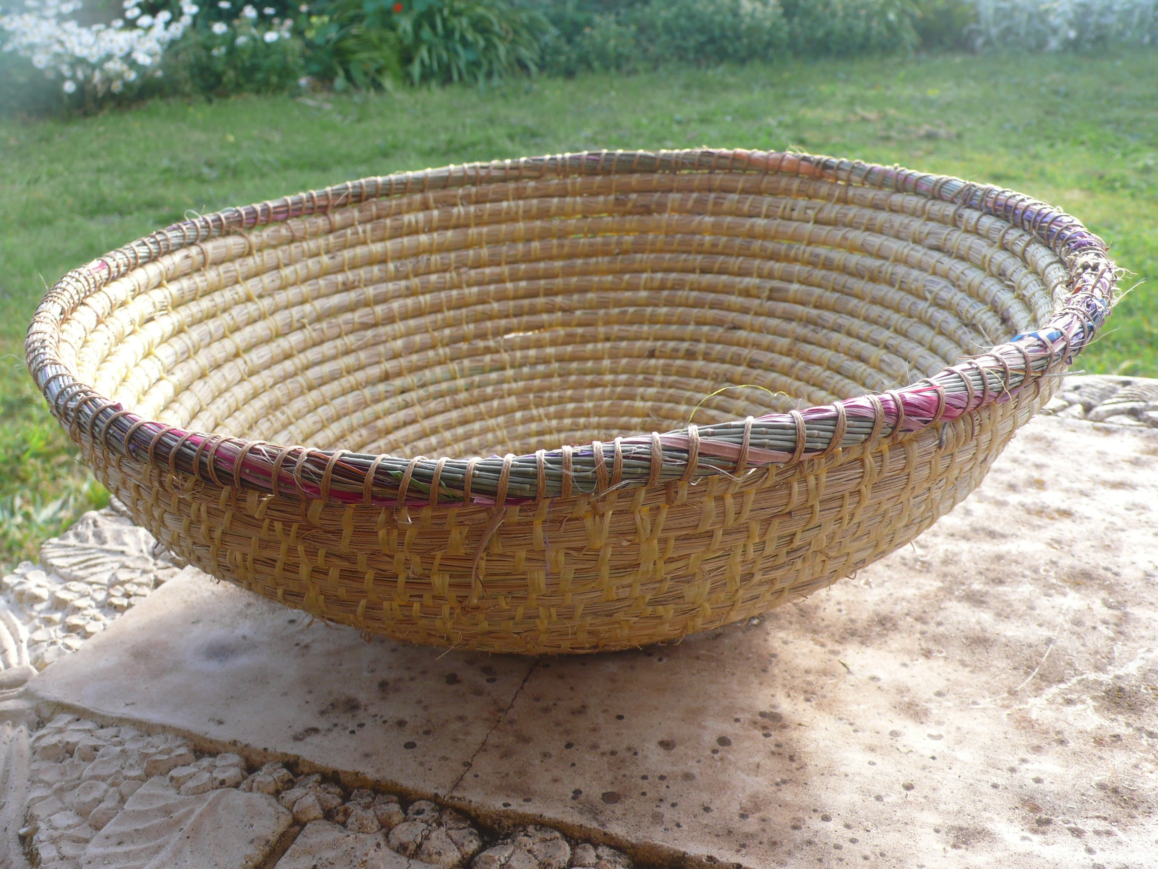 Coiled Basket 1