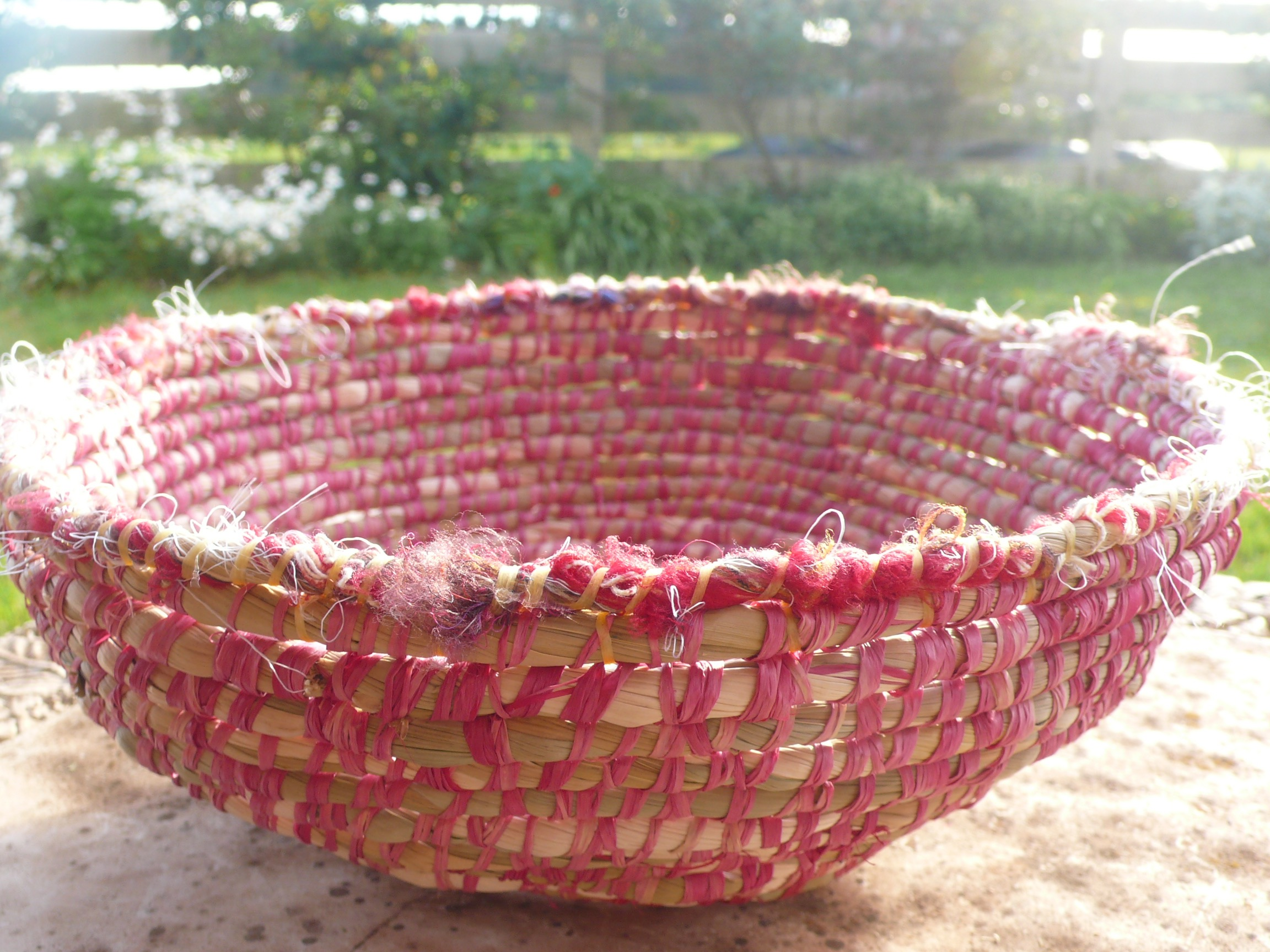 Coiled Basket 2