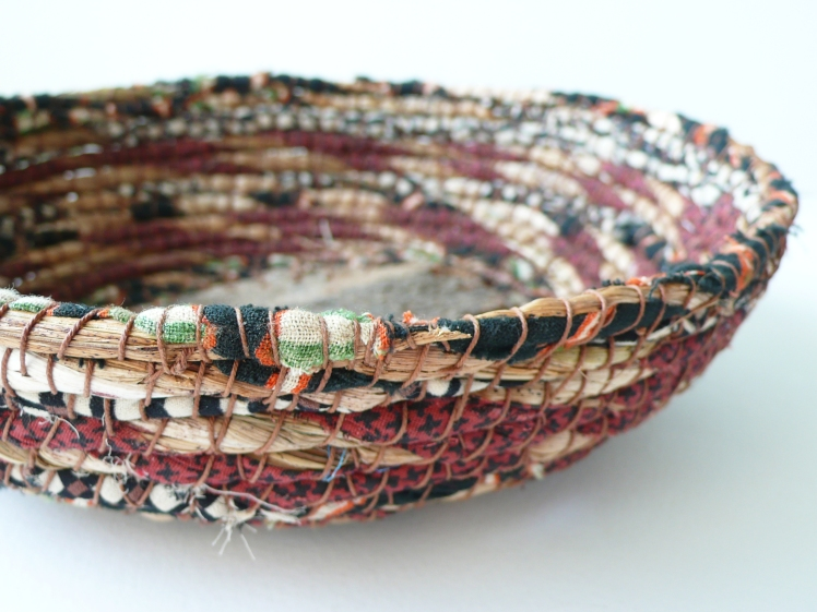 Coiled Basket 4