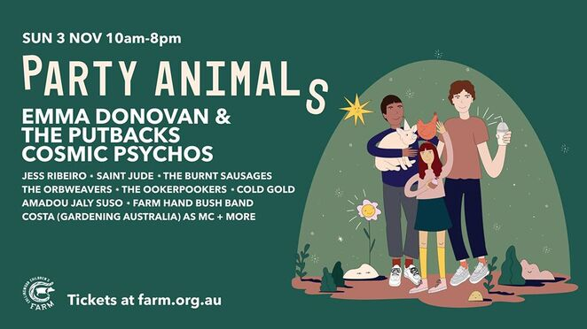 collingwood-childrens-farm-party-animals