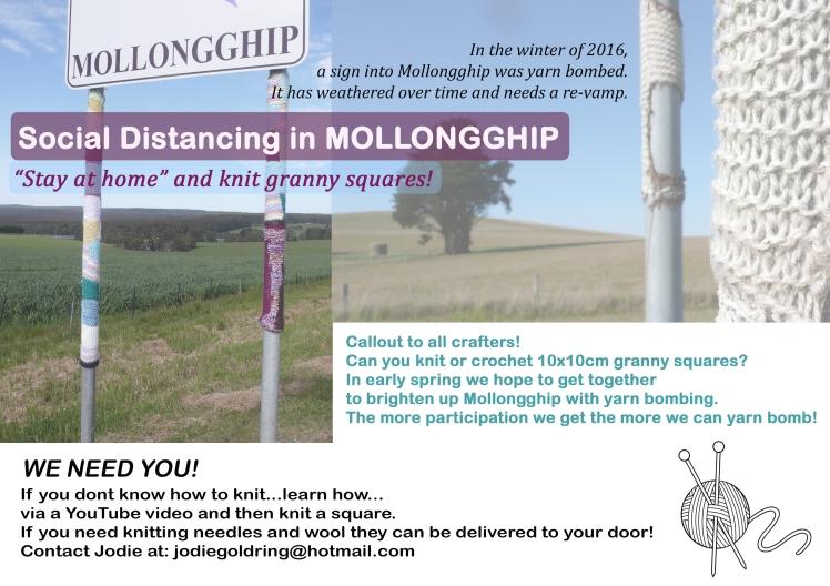 Social Distance in MOLLONGGHIP